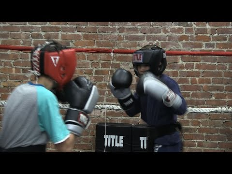 Boxing club gives fresh start to Haverhill kids