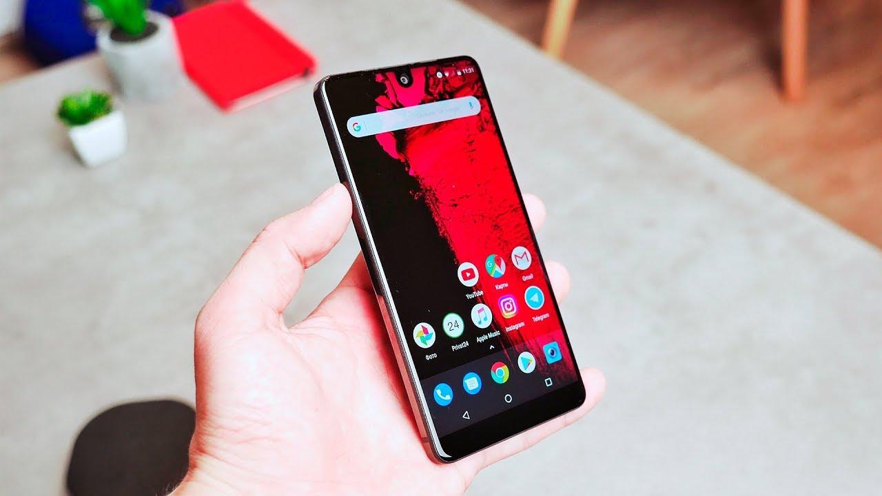 Какой телефон лучше для фото 2018