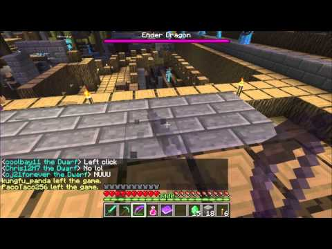 Dwarves vs Zombies with Etho and Pause - E01
