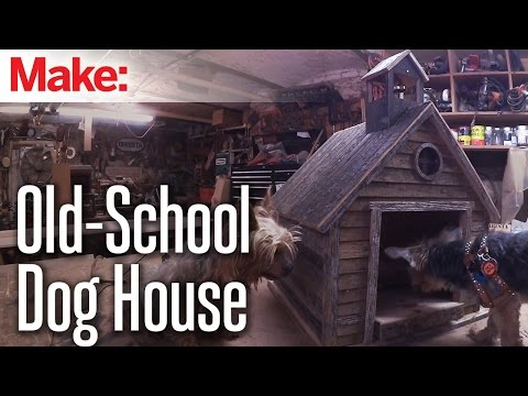 DiResta's Old School Dog House