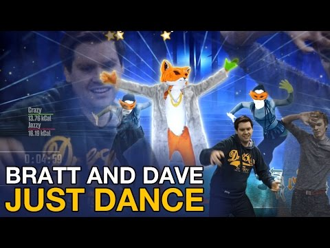 Just Dance 2015 Gameplay - Bratt And Dave Try Their Best video