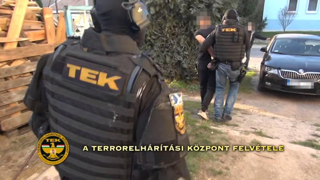 Drogkereskedelem Sopronban - videó