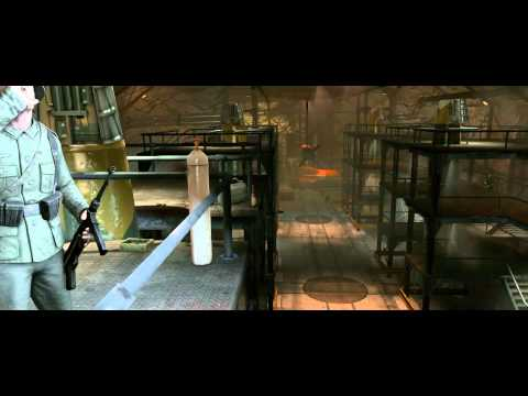 Прохождение игры Sniper Elite V2 от ScrollsGamesTV Часть 3