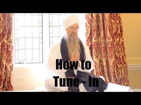 Kundalini Yoga ~ How to Tune In your Class ~ Guru Dharam