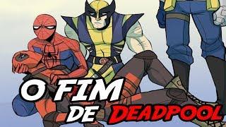 Marvel Vomic – O Fim de Deadpool