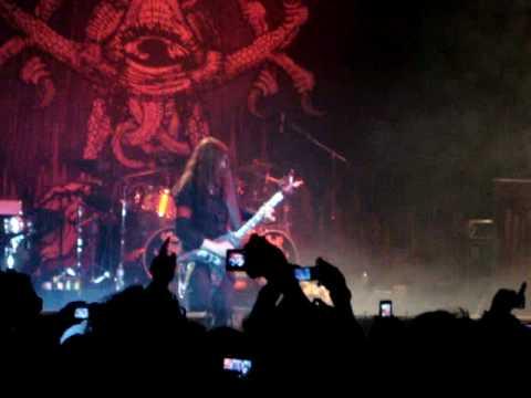 Arch Enemy - Michael Amott Guitar Solo - Bogotá 30.04.09