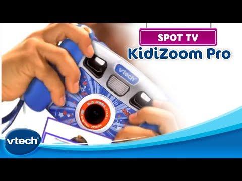 kidizoom pro l 39 appareil photo num rique des juniors de. Black Bedroom Furniture Sets. Home Design Ideas