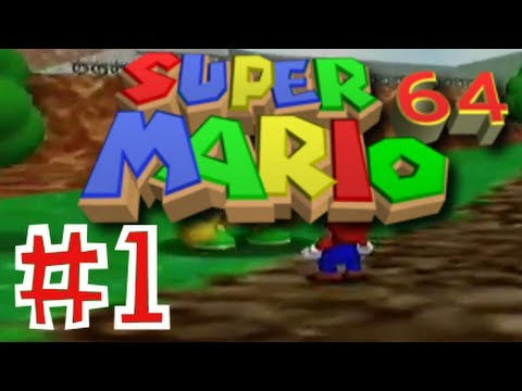 Super Mario 64 Part 1: Trailblazing