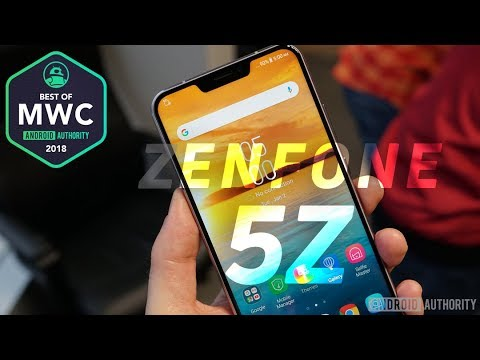 Specs: ASUS ZenFone 5Z - MWC 2018