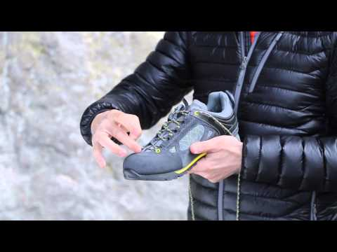 Mammut Ridge Low GTX Approach Shoe Review
