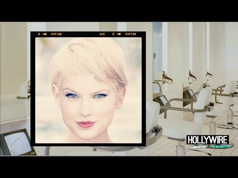 Taylor Swift Copies Miley Cyrus & Chops Off Hair!