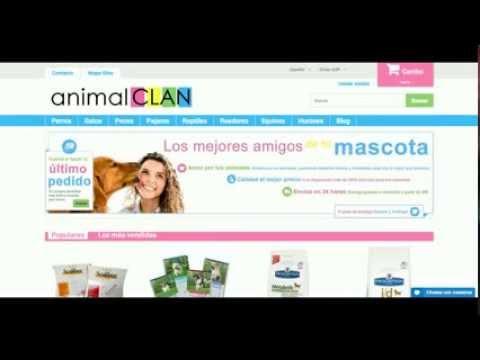 AnimalClan.com Tienda de comida para Animales