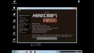 Моды на Minecraft 1.5.2 (Как установить Minecraft Forge)