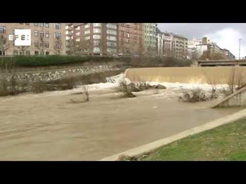 El temporal se cobra una tercera víctima mortal y causa desbordamientos