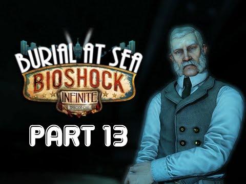 Bioshock Infinite: Burial at Sea Episode 2 Walkthrough Part 13 - Float ...