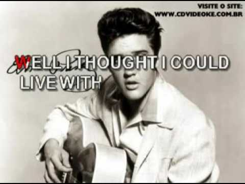 Elvis Presley   I Want You, I Need You, I Love You
