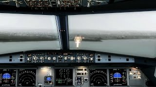 【FSX】| ULTRA REALSIM | ✈Airbus A320 Landing at Thessaloniki ✈| 1080P