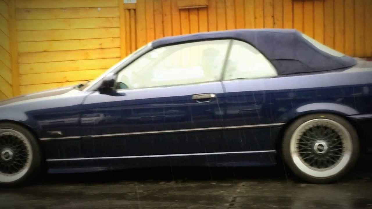 E36 Cabrio Bbs rs E36 Cabrio Bbs rc 090 2