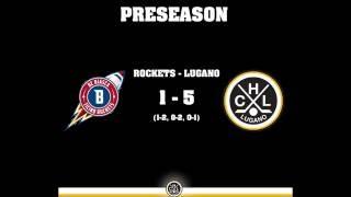 Preseason Rockets vs HCL 1-5