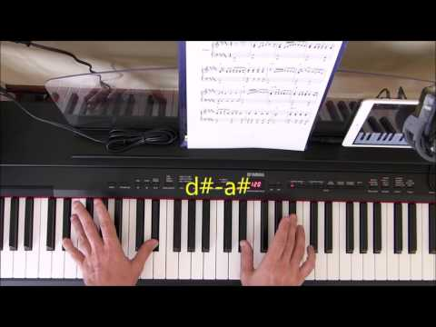 November Rain   Guns n Roses   Piano Tutorial   How To Play   Part I