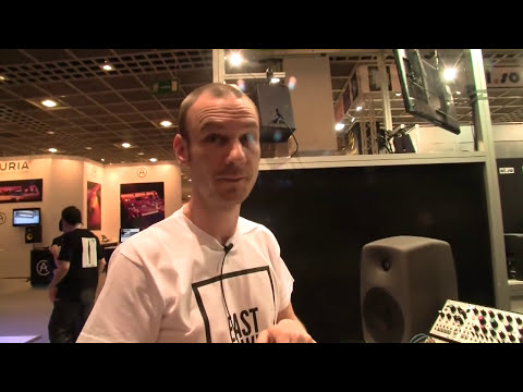 MESSE 2015: Roland System 100M Analog Modules