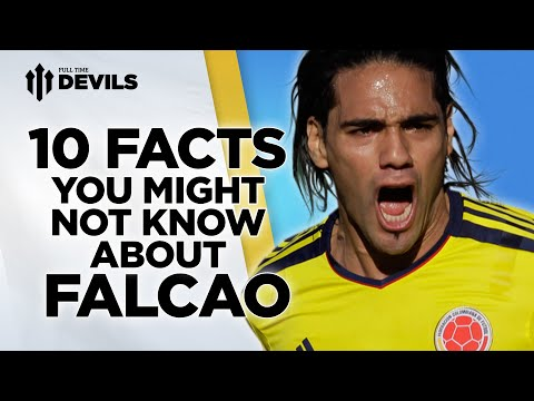 10 Facts You Might Not Know About Falcao  |  Manchester United  |  FullTimeDEVILS