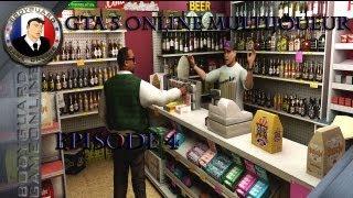GTA 5 Online Multijoueur Let's Play Episode 4 Commenté En Français (Live)