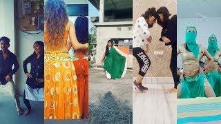 Duet dance • double dance on Bollywood songs