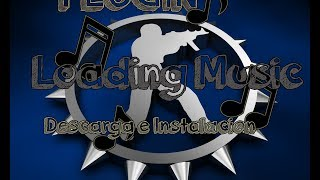 Loading Music Plugin para Counter Strike 1.6 Descarga e Instalacion