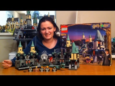 LEGO Harry Potter 4730 The Chamber of Secrets LEGO Review
