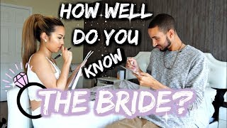 HOW WELL DO YOUR KNOW THE BRIDE GAME // SAM SAYS I DO #4