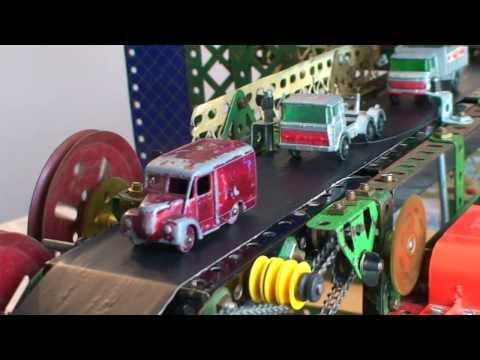 Wrecked toy cars 1960 -1980 Scapyard Run