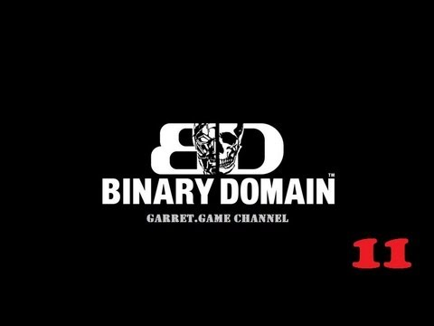 Binary Domain.11 серия.Сопротивление.