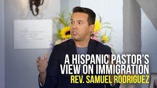 A Hispanic Pastor's View on Immigration - Reverend Samuel Rodriguez on The Jim Bakker Show