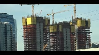 AGENDA 21 COMPLETELY OUT OF CONTROL IN LOS ANGELES. MASSIVE OVERBUILDING TAKING PLACE.