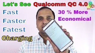 Lets See Qualcomm Quick Charge 4.0