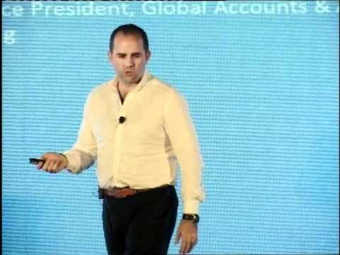 Richard Dunmall, VP Global Accounts & Agencies, Microsoft Advertising