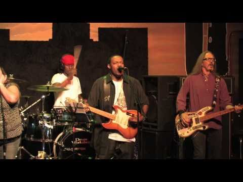 Eric Gales LIVE - Red White&Blue
