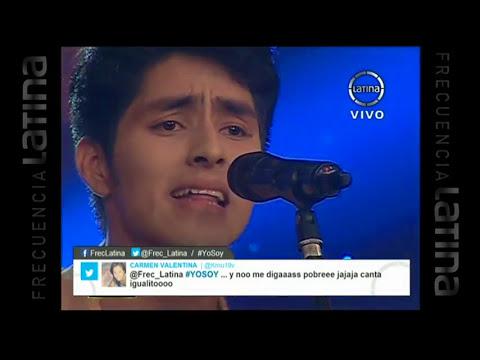 Yo Soy: Jorge González se ganó los aplausos con