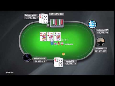 Micro Millions 9 - 2014 Poker Main Event Final Table   PokerStars