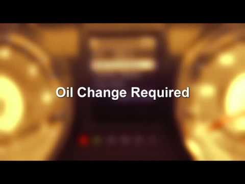 2012 Chrysler Town & Country   Change Oil Message