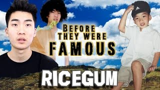 RICEGUM - Before They Were Famous