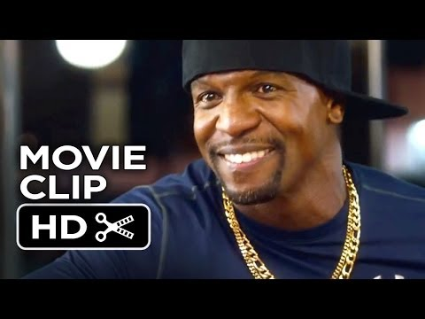 The Single Moms Club Movie CLIP - Funeral Wreath (2014) - Terry Crews Comedy HD
