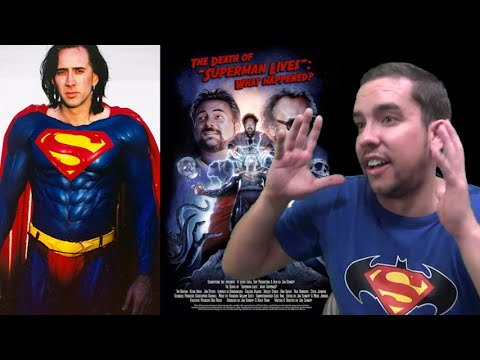 The Death of Superman Lives: What Happened? - Film Review