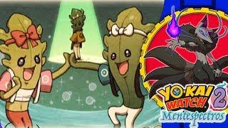 El Culebrón de las Algas I Guías Yo-Kai Watch 2: Mentespectros