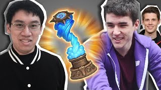 Trump VS Firebat & Crane333 - Who Will be Champion in 2019?! | Rastakhan's Rumble | Hearthstone