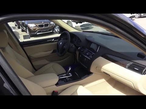 2014 БМВ X3 (F25). Обзор (интерьер, экстерьер, двигатель).