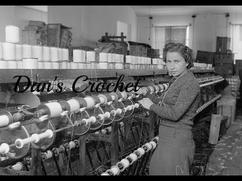 Crocheting History : Brief History of Crochet and Yarn - YouTube