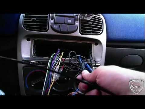 Unboxing & Installazione autoradio Kenwood KDC-BT61U DarkLuxifer