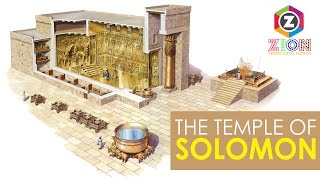TPM Messages   The Temple of Solomon   Part 4 out of 6   Pas. M.T Thomas   Tamil/ English
